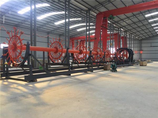 Konstruo Pila kaĝo veldanta maŝino kudro welder kun ISO